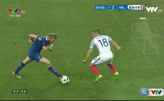 EURO 2016: Iceland đã kết liễu Anh bằng thứ vũ khí đáng sợ này