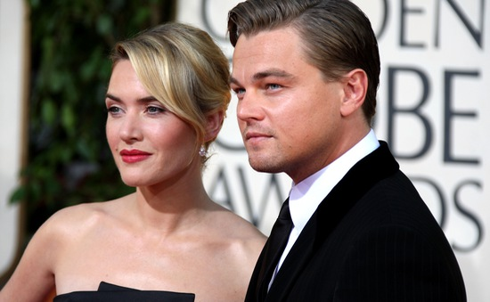 "Kate Winslet: Leonardo đẹp trai hơn hồi đóng ""Titanic"""