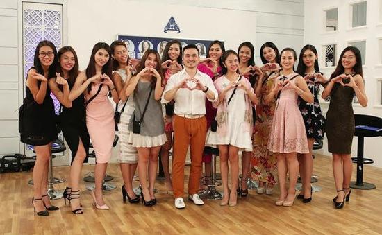 Hoa khôi áo dài Việt Nam: Diễn viên Chi Bảo giúp thí sinh hiểu hơn về thiện nguyện