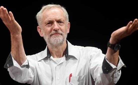 Ông J.Corbyn tái đắc cử chức Chủ tịch Công đảng Anh