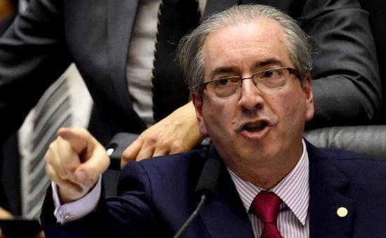 Chủ tịch Hạ viện Brazil bị tố cáo nhận hối lộ hơn 5 triệu USD
