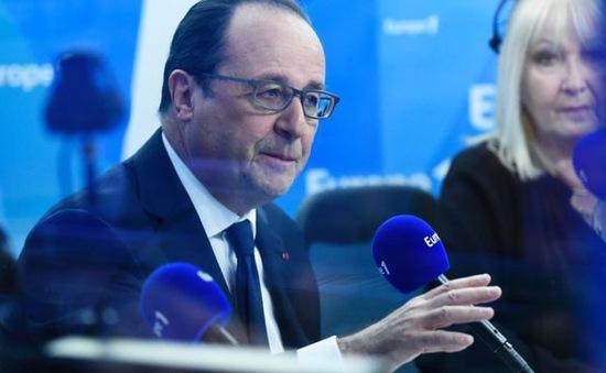 Tổng thống Pháp chỉ định Thủ tướng mới