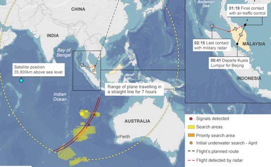 Mảnh vỡ ghế và cánh của MH370 được tìm thấy tại bờ biển Madagascar?