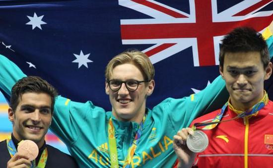 """Olympic Rio 2016: Trung Quốc - Australia khẩu chiến vì """"kẻ gian lận"""" Sun Yang"""