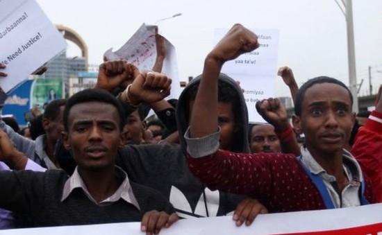 Ethiopia: Gần 100 người biểu tình thiệt mạng trong cuộc đụng độ với lực lượng an ninh