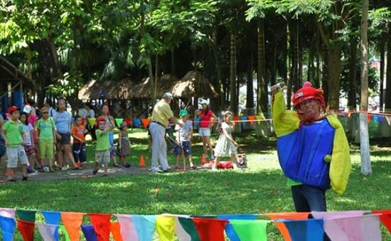 ĐBSCL thiếu sân chơi ngày hè cho trẻ em nông thôn