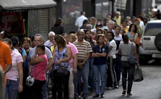 Khủng hoảng kinh tế, Venezuela tìm lối thoát từ Trung Quốc