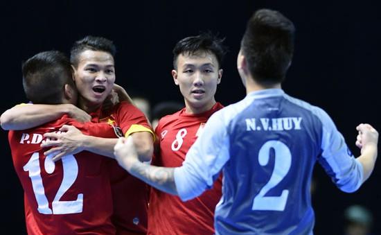 ĐT Futsal Việt Nam sang Colombia, sẵn sàng cho World Cup Futsal 2016