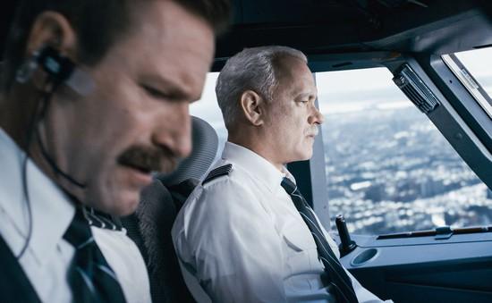 Clint Eastwood – Tom Hanks: Sự kết hợp hoàn hảo cho Sully