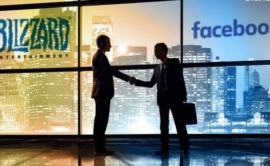 Facebook bắt tay với Blizzard đưa video stream game lên mạng xã hội