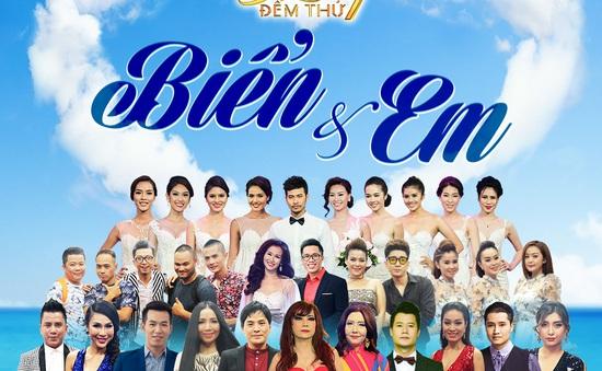 Sài Gòn đêm thứ 7: Biển và em (20h, 17/9, VTV9)