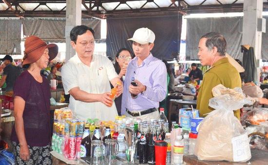 Đoàn Đại biểu Quốc hội Quảng Trị giám sát an toàn thực phẩm