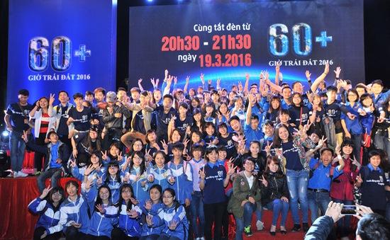 Bắc Ninh hưởng ứng chiến dịch Giờ Trái đất 2016