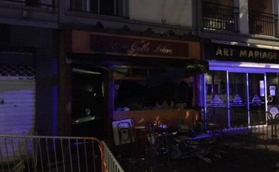 Nổ quán bar ở Pháp, 13 người thiệt mạng