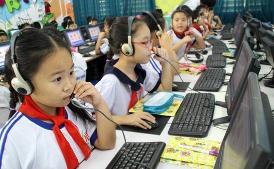 Thêm 46 trường tại TP.HCM dạy tiếng Anh tích hợp