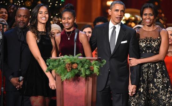 Gia đình Tổng thống Obama thay đổi thế nào trong 8 năm qua?
