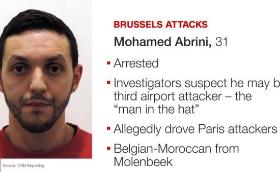 Bỉ bắt giữ 5 nghi phạm khủng bố