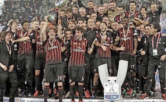 Siêu cúp Italia 2016: Hạ Juve trên chấm luân lưu, Milan giành cúp bạc