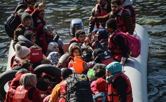 NATO tuần tra ngăn tình trạng đưa người di cư vượt biển