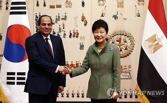Hàn Quốc - Ai Cập tăng cường hợp tác