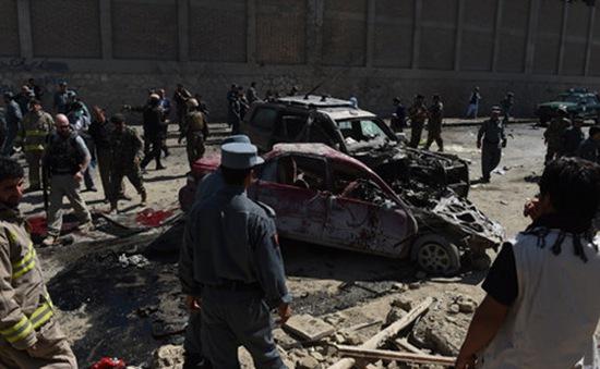 Năm 2015 là năm đẫm máu nhất với Afghanistan