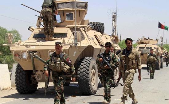 Quân đội Afghanistan giải thoát 60 người bị Taliban bắt giữ