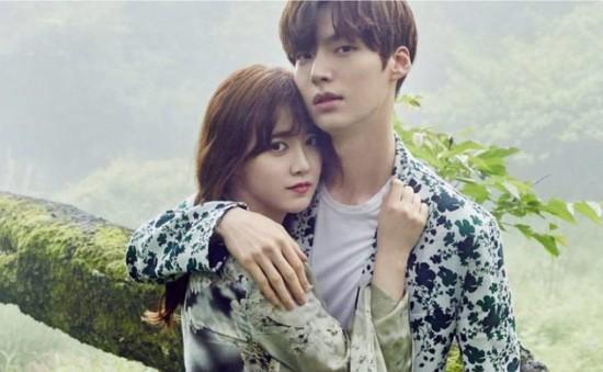 Chồng trẻ của nàng cỏ Goo Hye Sun sợ vợ ghen khi đóng phim mới