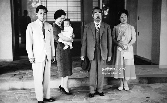 Quá trình trị vì của Nhật hoàng Akihito