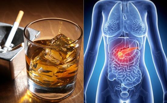 Rượu - Nguyên nhân dẫn tới hơn 700.000 ca mắc ung thư mới