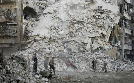 Nga mở rộng lệnh ngừng bắn tại Aleppo lên 11 tiếng