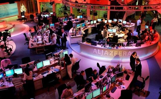 Kênh truyền hình Al-Jazeera cắt giảm nhân viên
