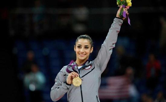 Olympic Rio 2016: VĐV Aly Raisman - Người hùng của ĐT Thể dục dụng cụ Mỹ