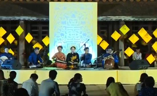 """Festival Huế 2016: Sức hút """"Âm sắc Việt"""""""
