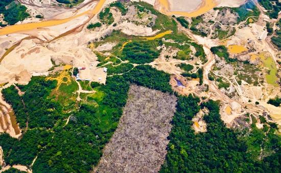 """Kinh tế Peru thiệt hại gần 700 triệu USD/năm vì vấn nạn """"vàng tặc"""""""