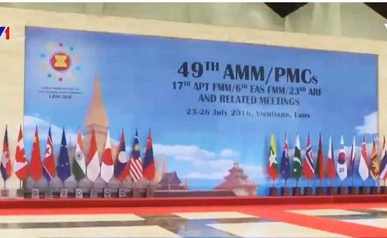ASEAN và Trung Quốc dự kiến ra Tuyên bố về việc thực hiện DOC