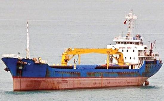 Phlippines thả tàu An Biên cùng 16 thuyền viên Việt Nam