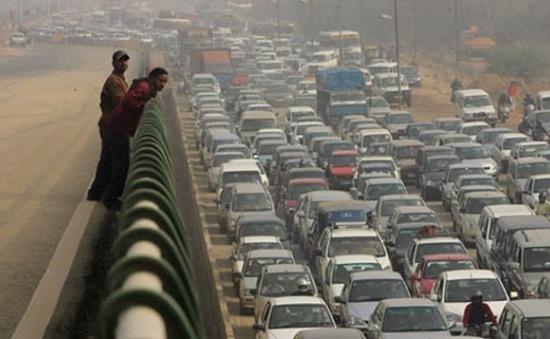 Ấn Độ áp thuế môi trường để giảm ô nhiễm