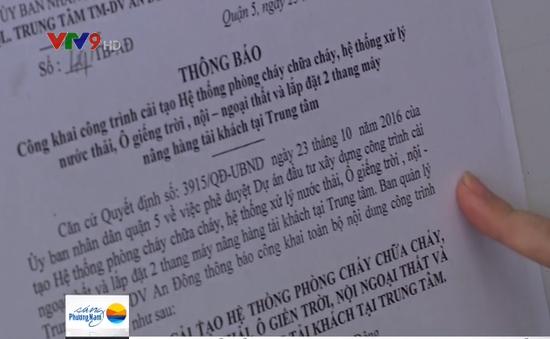 TP.HCM: Quận 5 ký cam kết với tiểu thương về nâng cấp chợ An Đông