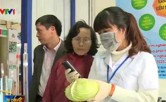 Phòng thí nghiệm thử chất cấm trên thực phẩm miễn phí tại Hà Nội