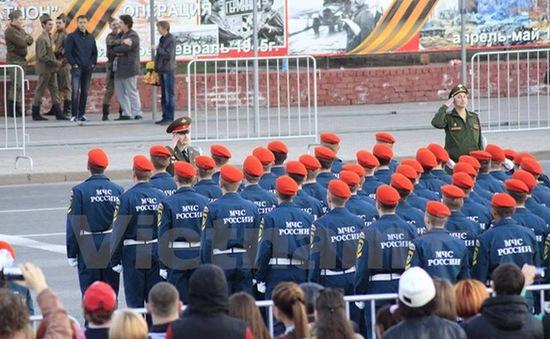 10.000 quân nhân Nga tham gia lễ duyệt binh 2016