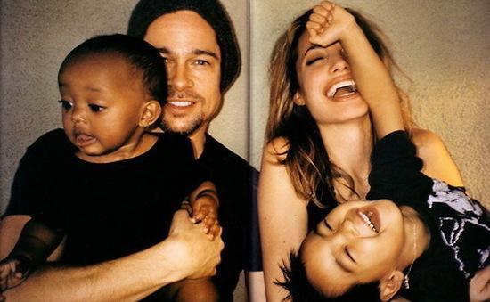 Chính phủ Campuchia bác tin Brad Pitt và Angelina Jolie nhận con nuôi