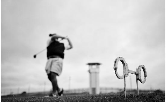 Prison View Course: Sân golf kỳ lạ nhất trên thế giới