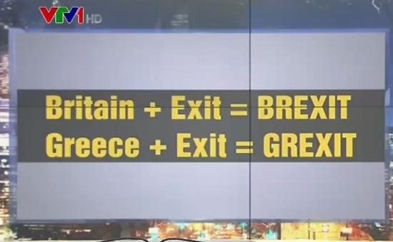 Mạng xã hội chơi chữ về khả năng các nước khác rời EU