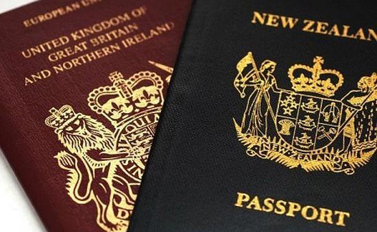 Số người Anh đến New Zealand học tập, sinh sống tăng mạnh