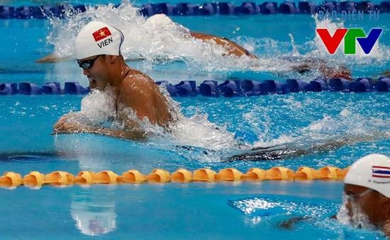 Ánh Viên thi đấu không thành công tại giải bơi hàng đầu nước Mỹ