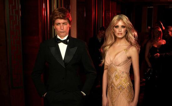 Phiên bản của Donald Trump từng xuất hiện trong America's Next Top Model