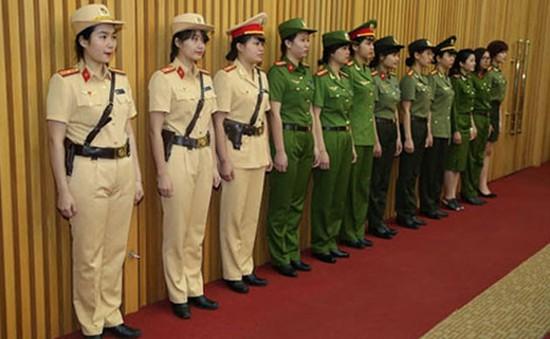 Từ ngày 6/6, lực lượng CAND thay đổi trang phục mới