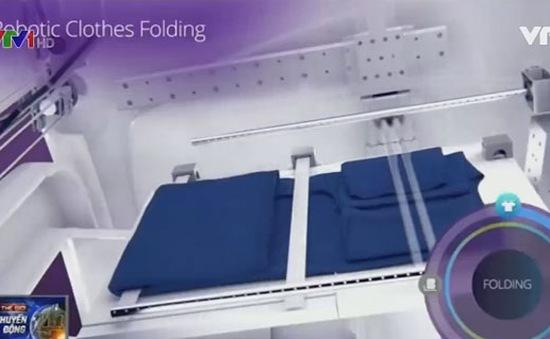 FoldiMate Family - Máy tự động gấp quần áo