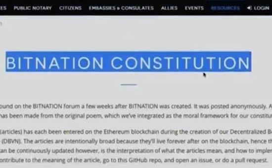 Quốc gia ảo Bitnation nhắm tới Facebook