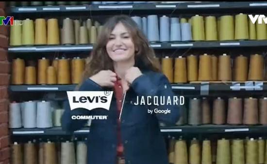 Google và Levi's hợp tác nghiên cứu áo khoác thông minh